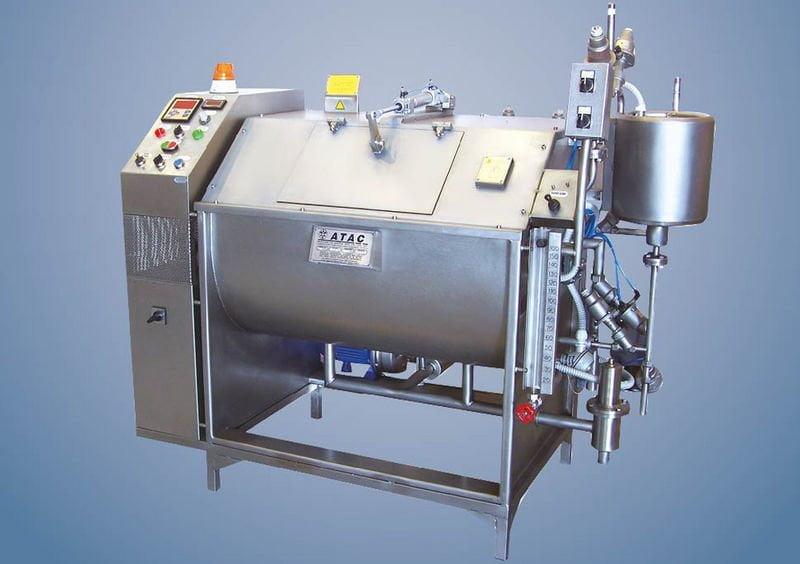 Atmosferik Parça Boyama Makinesi ATC-DYE PRC01/05/25/50