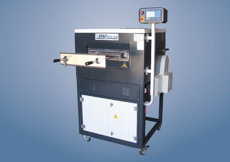 Laboratuvar Tipi Ramöz ATC-GK40