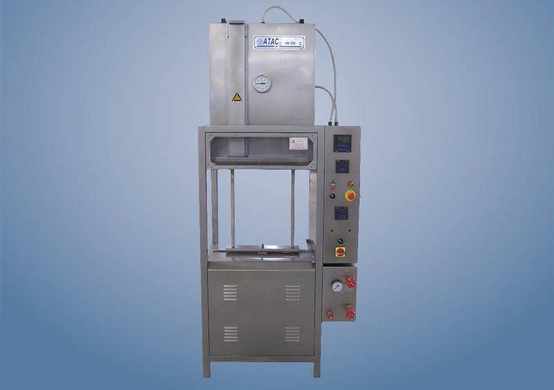 Laboratuvar Tipi Hızlı Buharlayıcı (Buhar Jeneratörlü) ATC-HB350