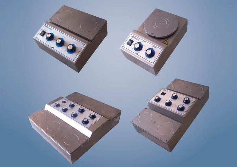 Isıtıcılı Manyetik Karıştırıcı ATC-MKP10/20/40/60
