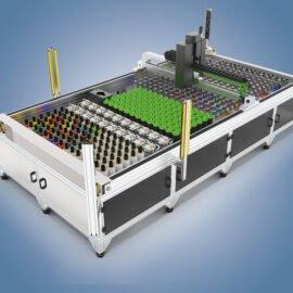 Pipetleme Makinası Prox Lab Advance